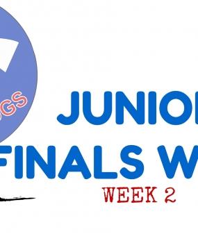 JUNIOR FINALS WRAP – WEEK 2