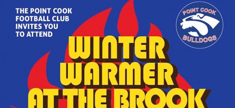 WINTER WARMER – WRAP UP